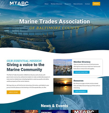MTABC Website